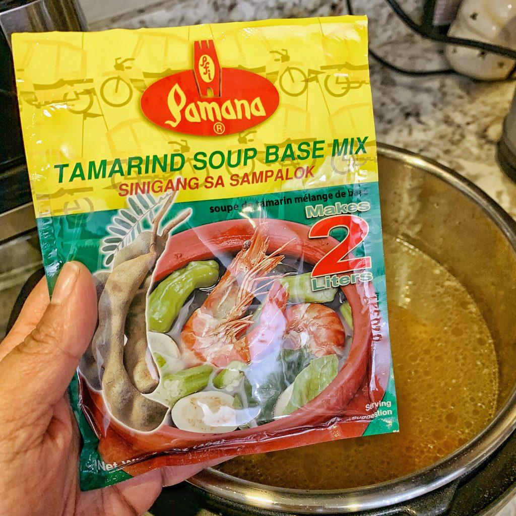 Tamarind Soup Base Mix for Sinigang